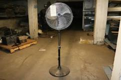 Very less used table fan