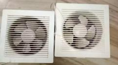 Exhaust fans 1 polar and 1 of indo