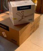 Crompton Aura celling fan for sale