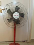 High Speed Farrata Pedestal Fan with metal stand