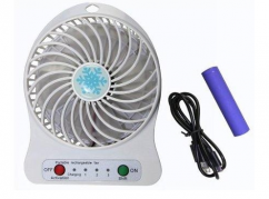 Handhold Recharable Mini USB Ventilator Desk/Portable Fan