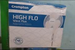 Crompton pedestal fan