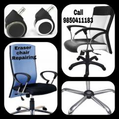 Revolving chair fabric replacemnent and Repairing service