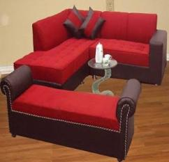 L Shaped Sofa Set Available
