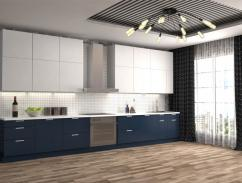 Modular Kitchen Manufacturers in Gurgaon - Samrat Interiors & Furnishing