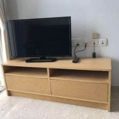 Solid Wooden TV Cabinet Available