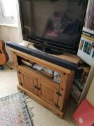 Cabinet For TV In Excellent Condition