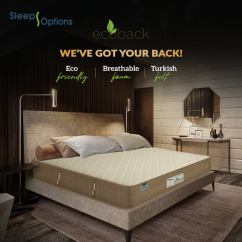 When you think of buying the best orthopedic mattress then choose Sleep Options
