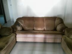 Good Condition 3-1-1 Cushion Sofa set for sale.
