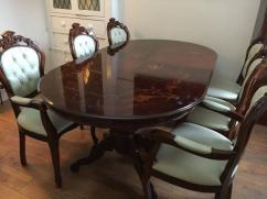 Dining table with 6chairs