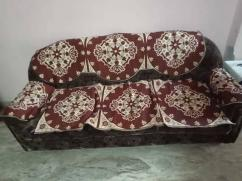 Used sofa set in excellent condition available