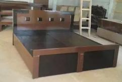 Brand New mini double cot at reasonable price