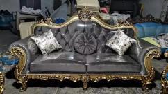 Sheesham solid wood sofa set