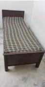 Single bed with matress 20pcs