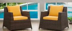 Sammy Patio Chair set of 2