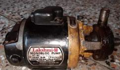 Mono Bloc pump Lakshmi -50