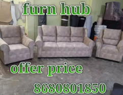 Venue 311 sofa set at offer price own manufacturing