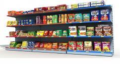 supermarket rack manufacturer