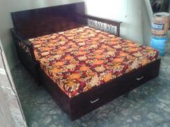 Sofa Cum Bed by Room Crafts