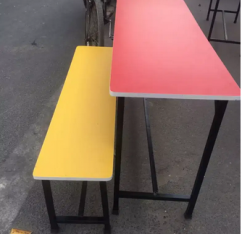 Brand new Writing, institute, study , school desk bench available at w