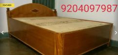 A brand new box bed at wholesale price size 5/6.5
