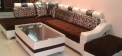 Sofa set with tabel