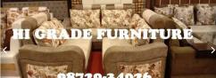 brand new designer 7 seater corner sofa Suade Cloth