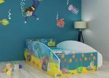 Cute and small kids bed for rent
