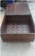 Deewan bed with box storage