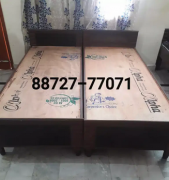 SINGLE BED AND PAIR BEDS