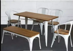 Brand new six seater dining set