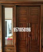 Brand new solid wooden wardrobe