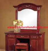 Brand new solid wooden dressing table
