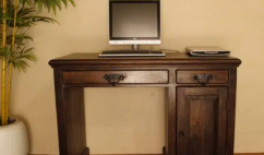 Brand new sheesham solid wooden office/study table