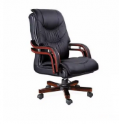 Adjustable Revolving Office Chair