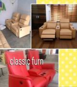 brand new comfortable recliner sofa