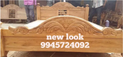 WOODEN KHAT family size good new available