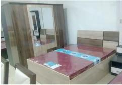 New Hexagon Exclusive Bedroom Set