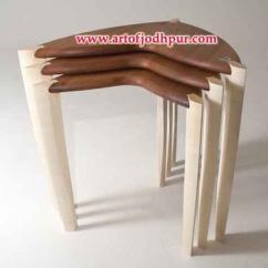 Jodhpur handicrafts manufacturers nest tables