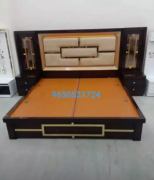 Designer double Bed 6/6 available