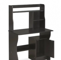 DESIGNER  STUDY TABLE WITH BOOK RACK