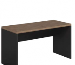 TABLE IN ARGAN & WENGE FINISH