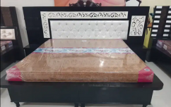 Border bed with side box
