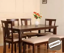 UNIQUE 6 seater Dinings Set