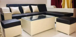 L  SHAPE SOFA  WITH A DIFFERENCE