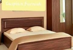 New Wallnut brown finish Bedroom set