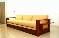 Direct factory pure Rose wood sofa set