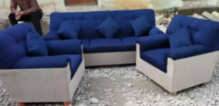 new look 5 seater sofa set