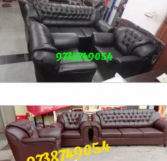 brand new  leather sofa set