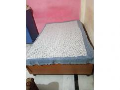 Single Bed with Diwan